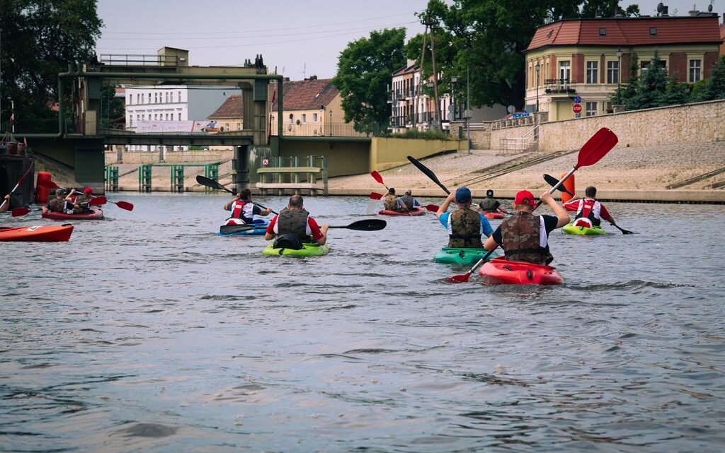More than 25 years of Special Olympics Kayaking in Poland