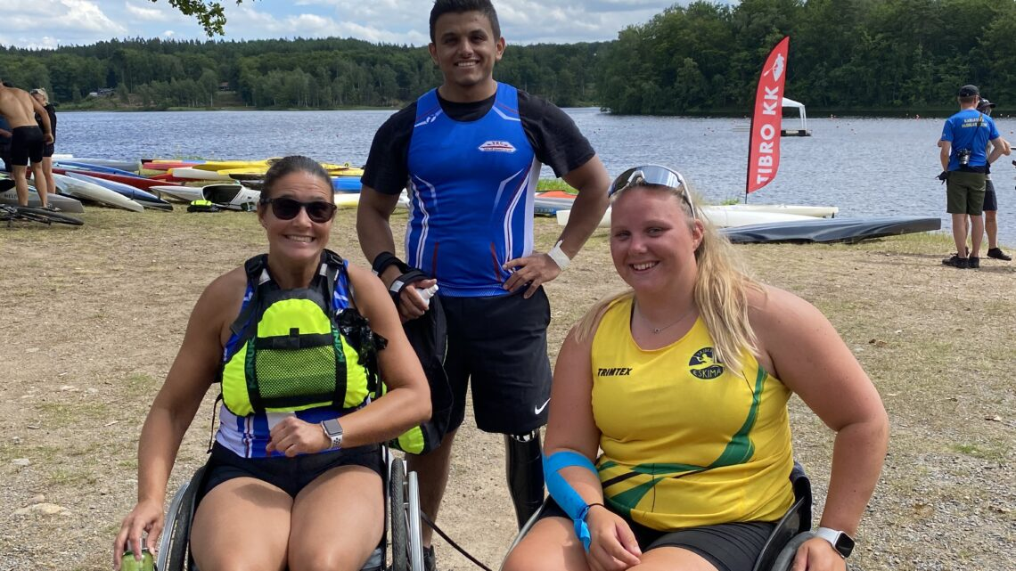National competition event for para-athletes in Sweden